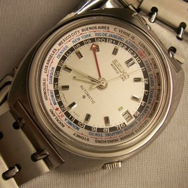 SEIKO - World Time