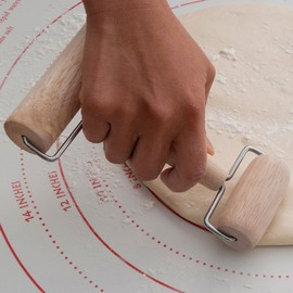 Pizzacraft - Silicone Dough Rolling Mat