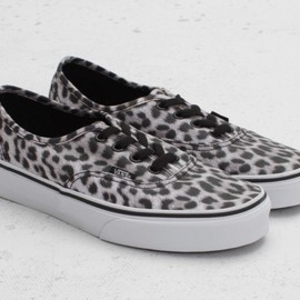 "VANS - Authentic ""Leopard"" Pack"