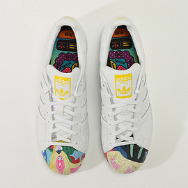 adidas originals - [SUPERSTAR PHARRELL SUPERSHELL]<Supershell Artwork Collection Todd James>