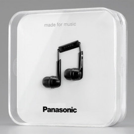 Panasonic - Panasonic Note Earphones