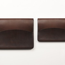 FEIT - Florentine Leather iPad and iPad Mini Case in Corteccia