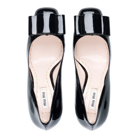 miu miu - bow pump