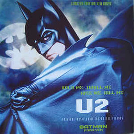 U2 - Hold Me, Thrill Me, Kiss Me, Kill Me (Original Music From The Motion Picture Batman Forever