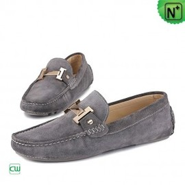CWmalls - Gray Tods Driving Shoes CW713126 - m.cwmalls.com