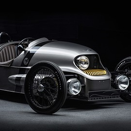 Morgan Motor Company - The Morgan EV3