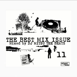 laidbook - laidbook11-The MIX ISSUE Mixd by DJ MITSU THE BEATS