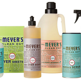 Mrs Meyers Clean Day - Cleaning Products