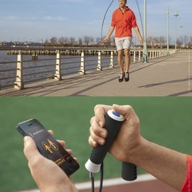 quirky - Revolve - bluetooth jump rope