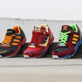 adidas - ADIDAS ZX5000 & ZX8000 & ZX9000 25TH ANNIVERSARY PACK
