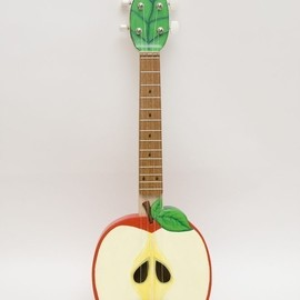 celentanowoodworks - Apple ukulele ( applelele )