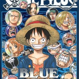 尾田栄一郎 - ONE PIECE BLUE DEEP CHARACTERS WORLD