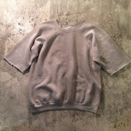 Spruce - Short Sleeve Sweat Shirt(1960′s Vintage)