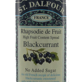 St. Dalfour - Blackcurrant Fruit Spread