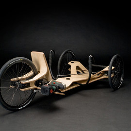 Co.Design - This Wooden Hot Rod Is Powered By A Common Electric Drill