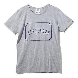 GDC - YESTERDAY TEE