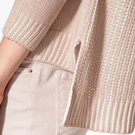 ZARA - Back Long Sweater