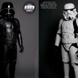 STAR WARS - Stormtrooper Motorcycle Suits