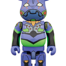 BE@RBRICK - Mediacom Toy BE@RBRICK Evagelion No.000EVA-01TESTTYPE