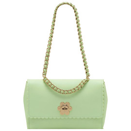 MULBERRY - Medium Cecily with Flower