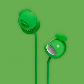 URBANEARS - Medis Earphones with EarClick Technology - Color: Grass