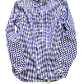 HAVERSACK - Gingham Check Work Shirts