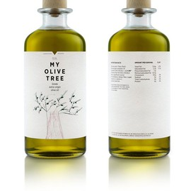 My Olive Tree - Olive Oil, Greece