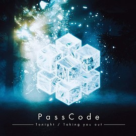 PassCode - Tonight/Taking you out(初回限定盤)(DVD付)