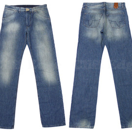 LOUIS VUITTON - LOUIS VUITTON(ルイ・ヴィトン) REGULAR DENIM [デニム]【新品】INDIGO 240-000866-724x