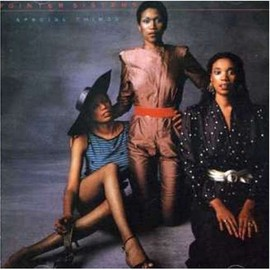 POINTER SISTERS - SPECIAL THINGS