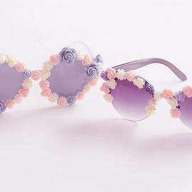 Floral Sunglasses - Spring/Summer