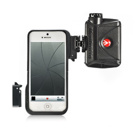 Manfrotto - KLYPケース for iPhone5 + ML240 LED