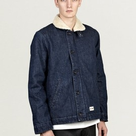 A.P.C. x Carhartt - Men's Denim Bristol Jacket