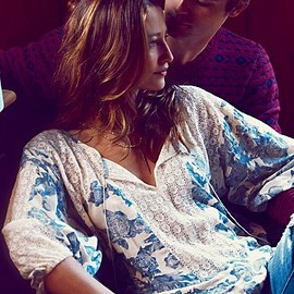 Free People - Moon River Blouse