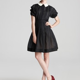 MARC JACOBS - Anastasia organza dress
