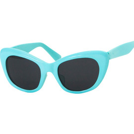 G.V.G.V. - Cat's Eye Sunglasses (Green)
