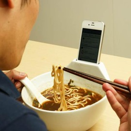 MisoSoupDesign - Anti-loneliness Ramen Bowl