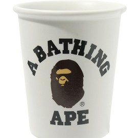 A BATHING APE - COLLEGE COFFEE MUG