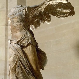 Musée du Louvre - Winged Victory of Samothrace/サモトラケのニケ