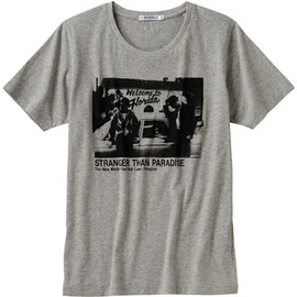 UT - JIM JARMUSCH GRAPHIC SHORT SLEEVE T SHIRT