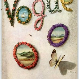 Vogue Paris - 1947 July Coltellacci Lila de Nobili Simone de Beauvoir Charles-Roux Moscou