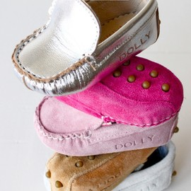 Tom - DOLLY by Le Petit Tom ® BABY MOCCASIN