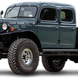 DODGE - Power Wagon 4DR
