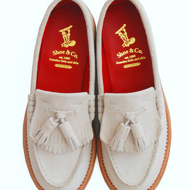 REGAL - 2013SS Kiltie Tassel Loafer/Penny Loafer