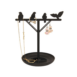 KIKKERLAND - Bird Jewelry Holder