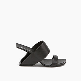 UNITED NUDE - United Nude Loop Hi Black Nappa
