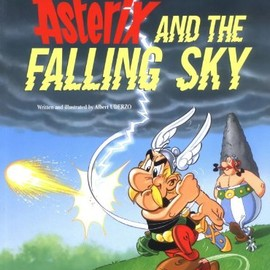 Rene Goscinny - Asterix and the Falling Sky