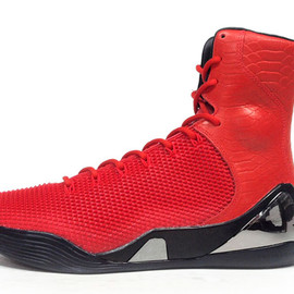 "NIKE - KOBE IX HI KRM EXT QS ""RED MAMBA"" ""LIMITED EDITION for NONFUTURE"""
