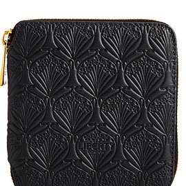 Liberty London - Small Zip Around Wallet in Iphis Embossed Leather