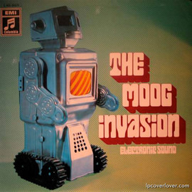 Dick Hyman, Richard Hayman & The Copper Plated Integrated Circuit - The Moog Invasion